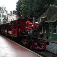 Disneyland Railroad (Disneyland)