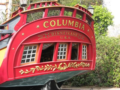 Sailing Ship Columbia (Disneyland)
