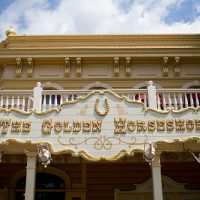 The Golden Horseshoe (Disneyland)