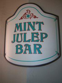 Mint Julep Bar (Disneyland)
