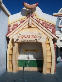 Pluto's Dog House (Disneyland)