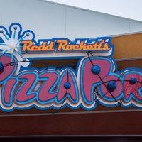 Redd Rockett's Pizza Port (Disneyland)