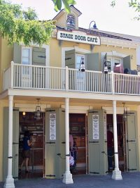 Stage Door Cafe (Disneyland)