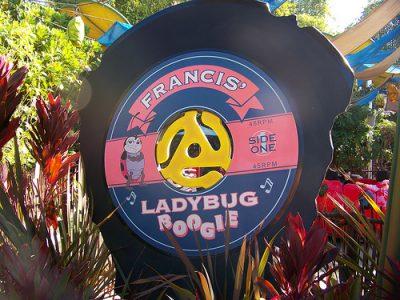 Francis Ladybug Boogie (Disneyland)