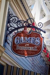 Games of the Boardwalk (Disneyland)