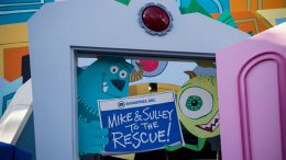 Monsters Inc Mike & Sulley to the Rescue disneyland