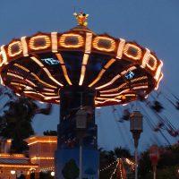 Silly Symphony Swings (Disneyland)