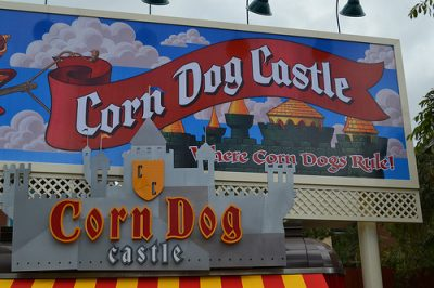 Corn Dog Castle (Disneyland)