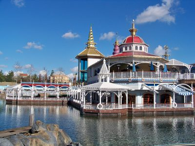 Cove Bar – Extinct Disneyland Attractions