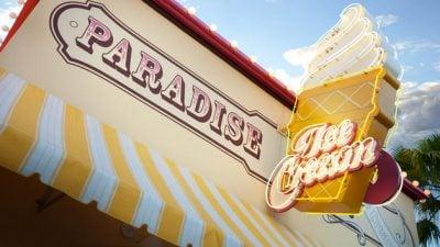 Paradise Pier Ice Cream Company – Extinct Disneyland Attractions