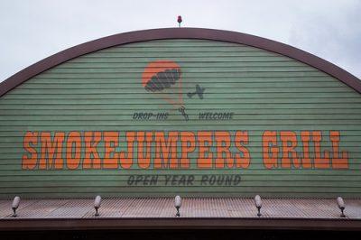 Smokejumpers Grill (Disneyland)