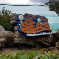 The Seas with Nemo & Friends (Disney World Ride)