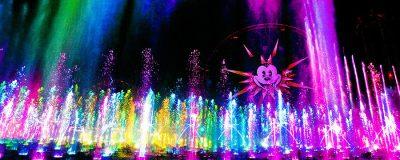 World of Color Dessert Party (Disneyland)