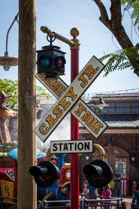 Casey Jr Splash 'N' Soak Station (Disney World Attraction)
