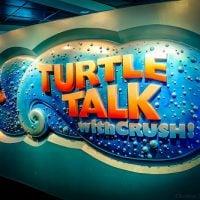 Turtle Talk with Crush (Disney World Show)