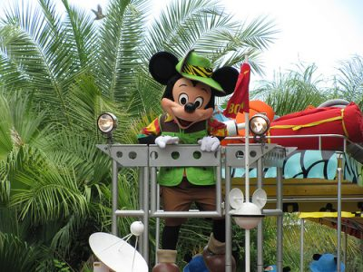 Mickey's Jammin Jungle Parade | Extinct Disney World