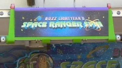 Buzz Lightyear's Space Ranger Spin (Disney World Ride)