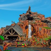 Splash Mountain (Disney World Ride)