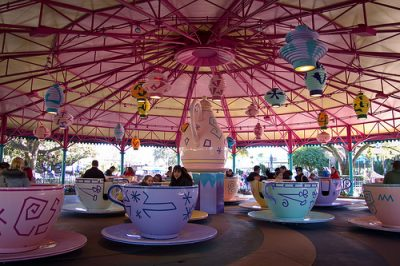 Mad Tea Party (Disney World Ride)