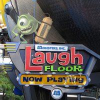 Monsters Inc. Laugh Floor (Disney World Show)