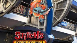 Stitch's Great Escape! disney world