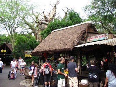 Harambe Fruit Market (Disney World)