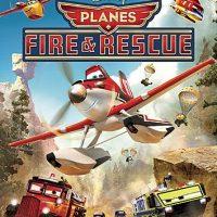 Planes: Fire & Rescue (2014 Movie)