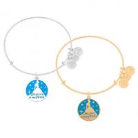 Cinderella Bangle by Alex and Ani (blue) | Disney Jewelry