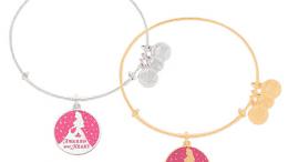 Aurora Bangle by Alex and Ani (pink)   Disney Jewelry