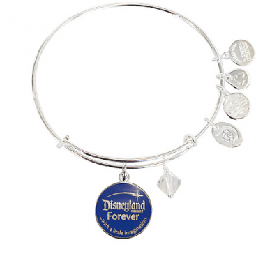 Disneyland Resort Forever Bangle by Alex and Ani (blue) | Disney Jewelry