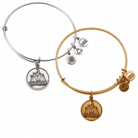 Sleeping Beauty Castle Bangle by Alex and Ani - Disneyland Edition | Disney Jewelry