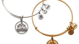 Sleeping Beauty Castle Bangle by Alex and Ani - Disneyland Edition   Disney Jewelry