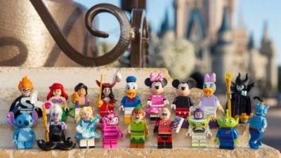 LEGO Disney Minifigure Series 1 71012