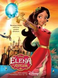 Disney Junior's Elena of Avalor (Television Show)