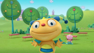 Henry Hugglemonster | Disney Junior Show
