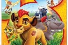 the lion guard disney junior