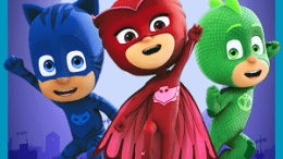 PJ Masks Moonlight Heroes Mobile Game