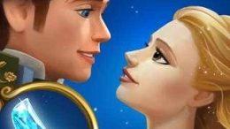 Cinderella Free Fall Mobile Game