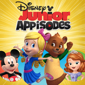Disney Junior Appisodes App
