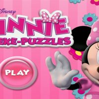 Disney Junior Minnie Mouseke-Puzzles App