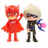 PJ Masks Duet Figure Set - Owlette and Luna Girl