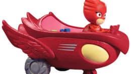 PJ Masks Vehicles – Owlette and Owl Glider
