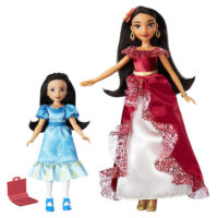 Disney Elena of Avalor and Princess Isabel Dolls