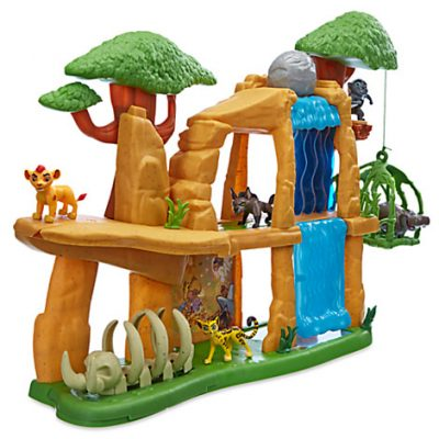 The Lion Guard Defend The Pridelands Play Set