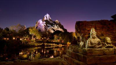 Expedition Everest (Disney World Ride)