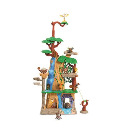 Disney Junior The Lion Guard Training Lair Toy Playset