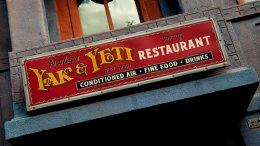 Yak & Yeti Restaurant (Disney World)