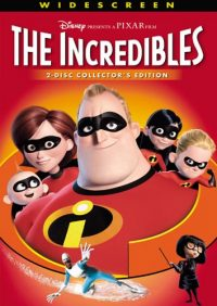 The Incredibles (2004 Movie)