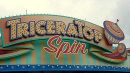 TriceraTop Spin (Disney World)