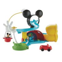 Disney's Mickey Mouse Clubhouse Zip Slide and Zoom Clubhouse